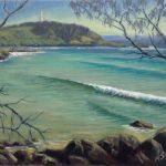 A Coastal Glimpse