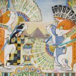 Egyptian Meow: Celebration