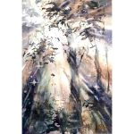 Trees – Original watercolour painting