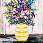 A Girl In The Country – Yellow Vase