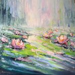Water lilies No 22
