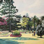 Queens Park Flower Gardens