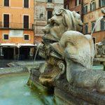 The Fontana del Pantheon