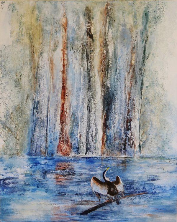 Clare Riddington Jones, Life On The River, Darter,