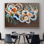 Exotic Love – Abstract Flowers