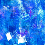Feeling Blue 1 Ltd Ed Print No 1 of 20