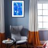 Feeling Blue 1 By Susanne Bianchi In Situ