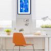 Feeling Blue 1 By Susanne Bianchi On Wall