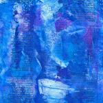 Feeling Blue 2 Ltd Ed Print No 2 of 20