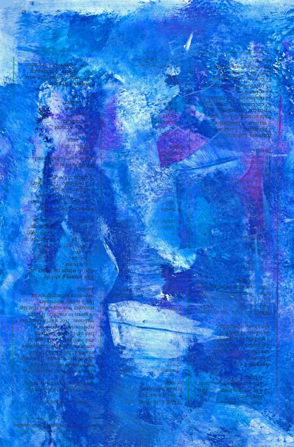 Feeling Blue 2 By Susanne Bianchi