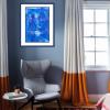 Feeling Blue 2 By Susanne Bianchi In Situ