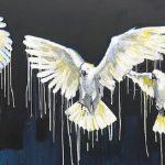 Melting Cockatoos