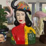 Miss Wong Sculpture
