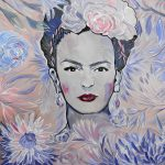 Pastel Beauty – For the Love of Frida