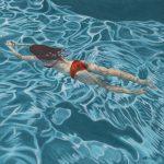 Summer Drift  Ltd Ed Print Large 66 x 66cm