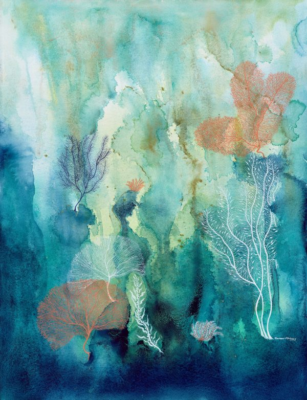 Tropical Coral Reef 1. Donna Maloney