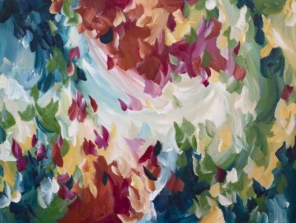 Turbulent Outback By Amber Gittins