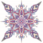 Energy, Spirit and Divination  Digital Mandala  Ltd Ed Print