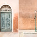 Venice Door and Lamp Diptych — Ltd Ed Print