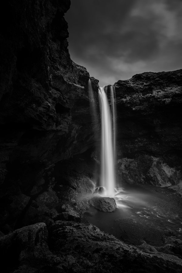 Kvernufoss Waterfalls Iceland Nickpsomiadis Nikartphotography