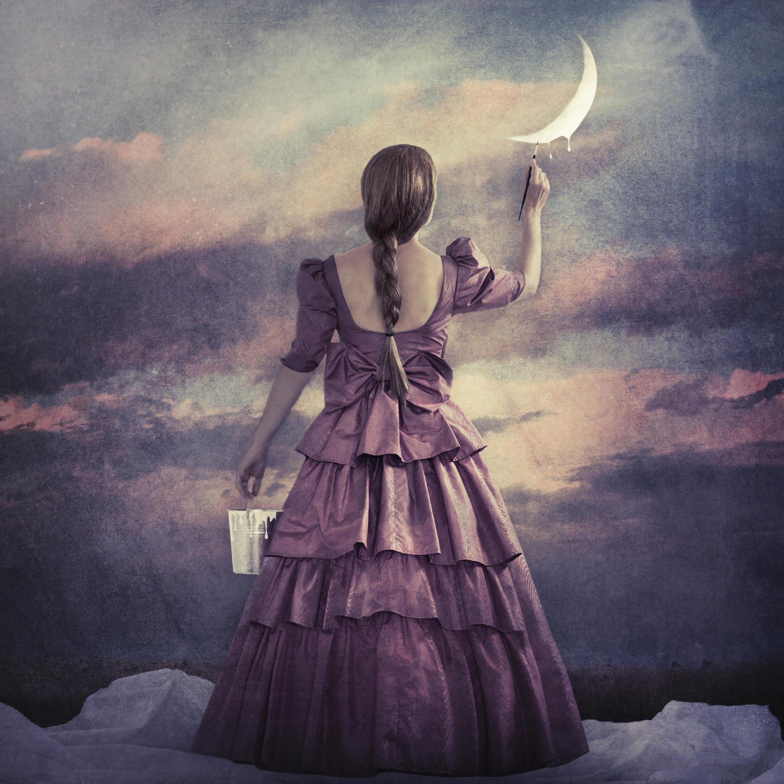 Moon Art6