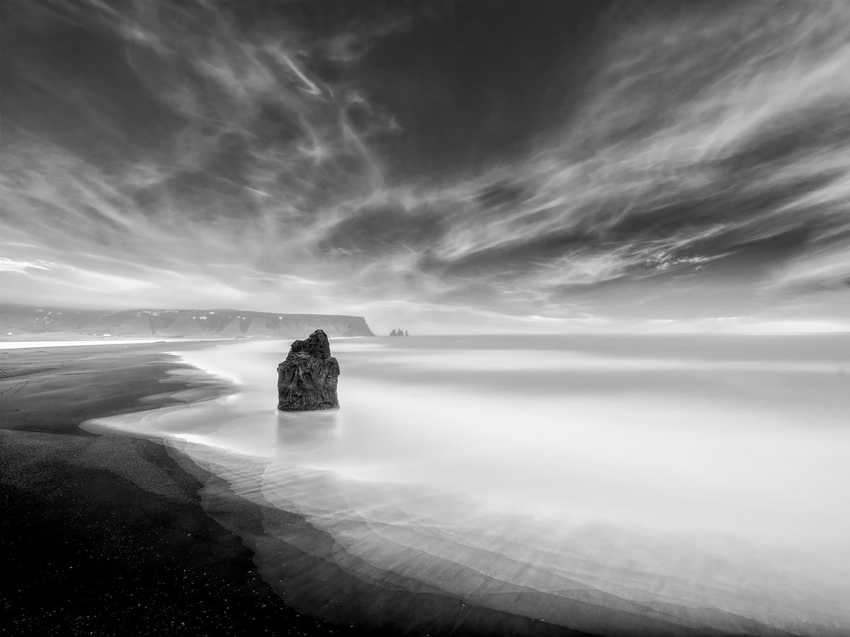 Obsidian Beach Iceland Reynisfjarablacksandbeach Nickpsomiadis Nikartphotography
