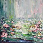 Water lilies No 25