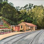 Spring Bluff Railway Station Toowoomba IV