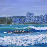 Cronulla Surfboat