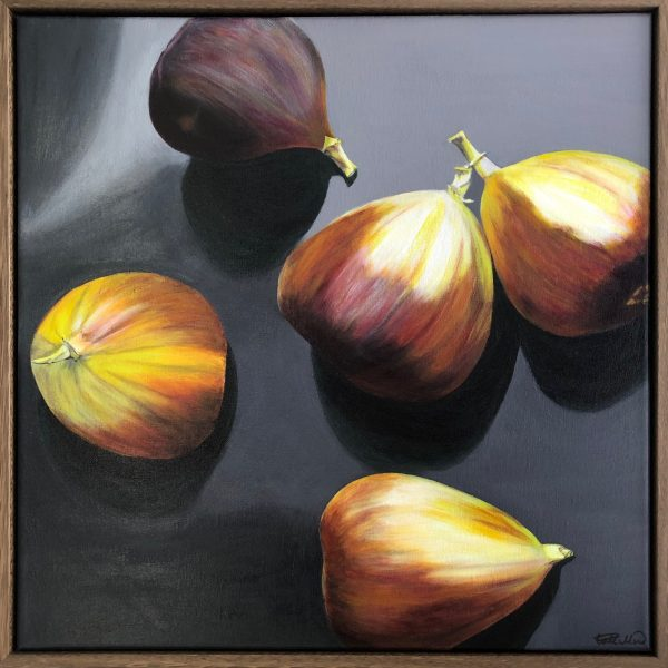 Fresh Figs Framed