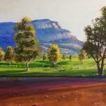 Flinders Ranges Morning Light