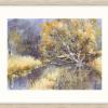 Jacqua Creek In Oyster Frame