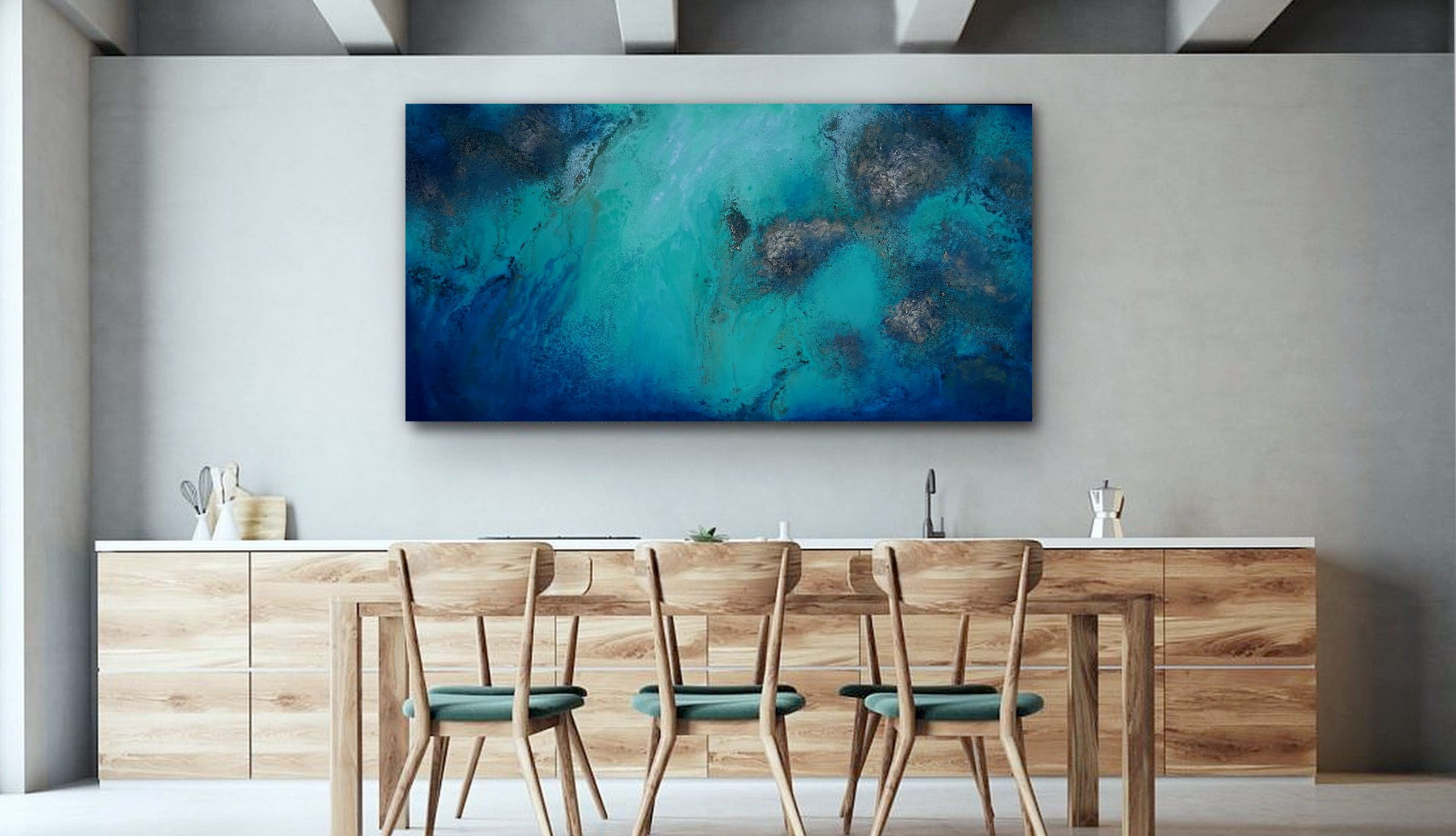 Large Ocean Art For Sale By Petra Meikle De Vlas2