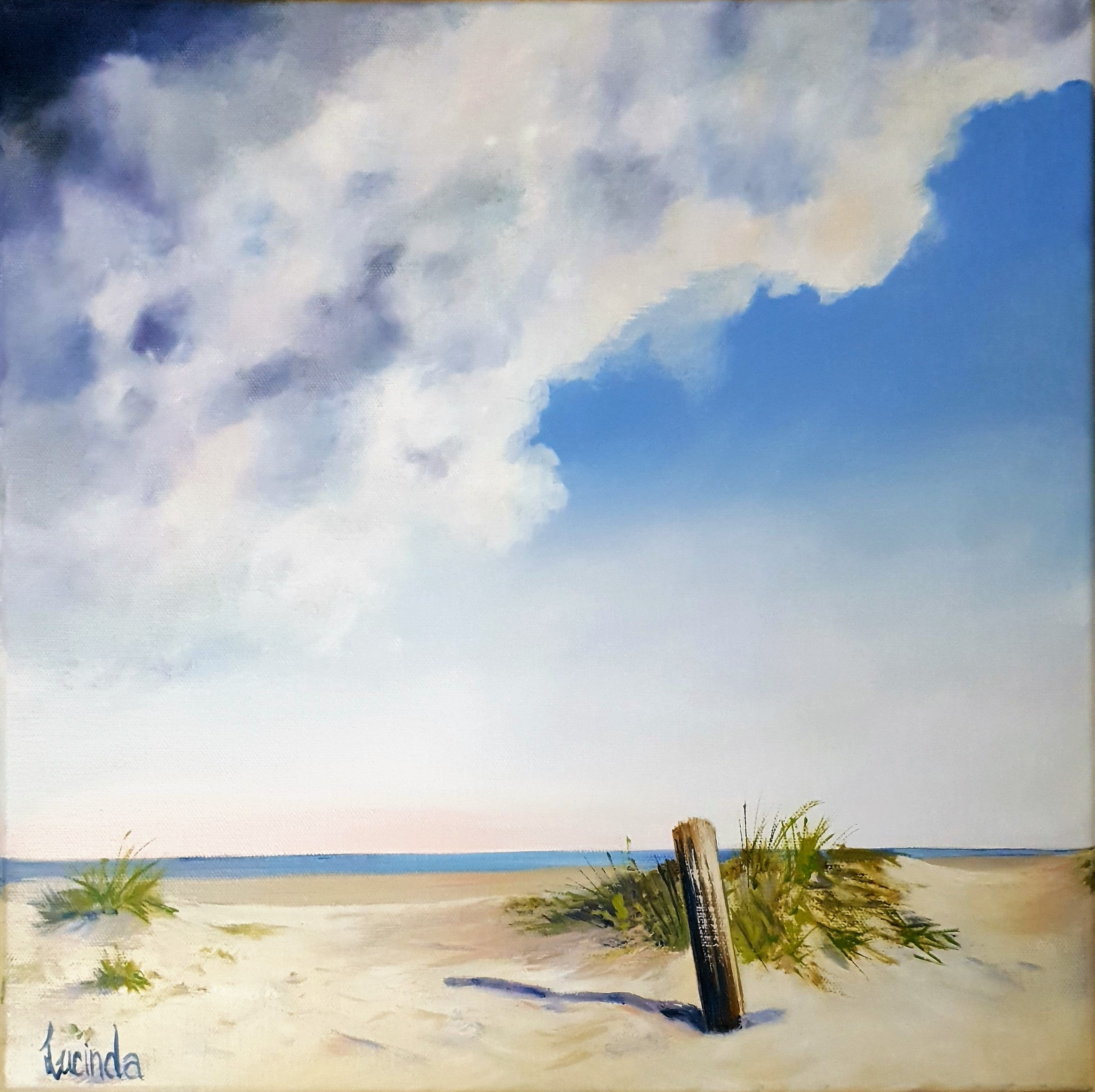 Lucinda Leveille Little Moments Solitary Moment