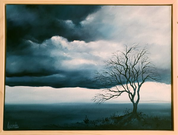 Lucinda Leveille Little Moments Solitary Sentinel