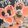 Mimosa Jen Shewring 2020 30x22cm Acrylic On Canvas