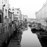 The Backstreets Of Venice