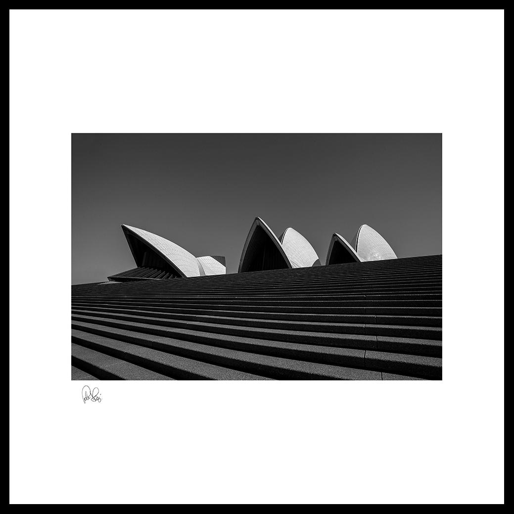 Pj 002.s.opera House Sydney,75x75cm