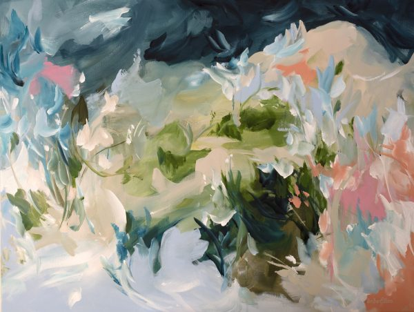 Secret Blooms By Amber Gittins
