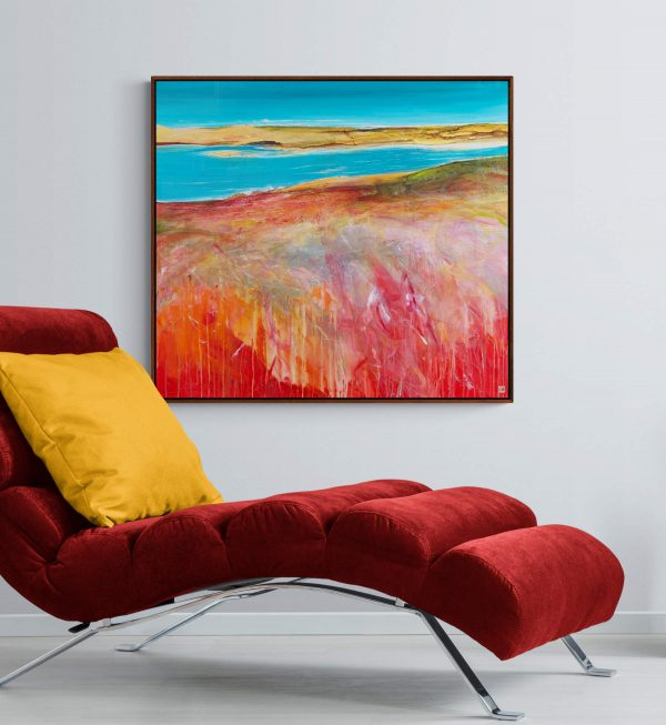 Tania Chanter Tidal Inlet In Room2