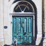 The Green Door No 4