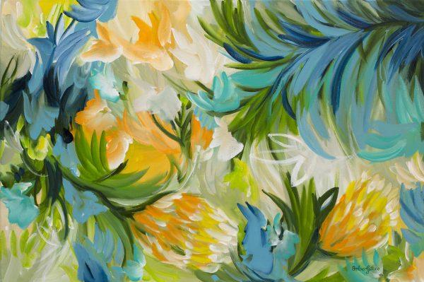 Tropical Bliss By Amber Gittins