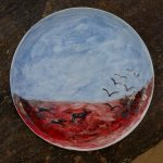 Wild Goose Chase (On A Plate) Sold
