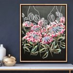 Wild Protea – Abstract Flowers