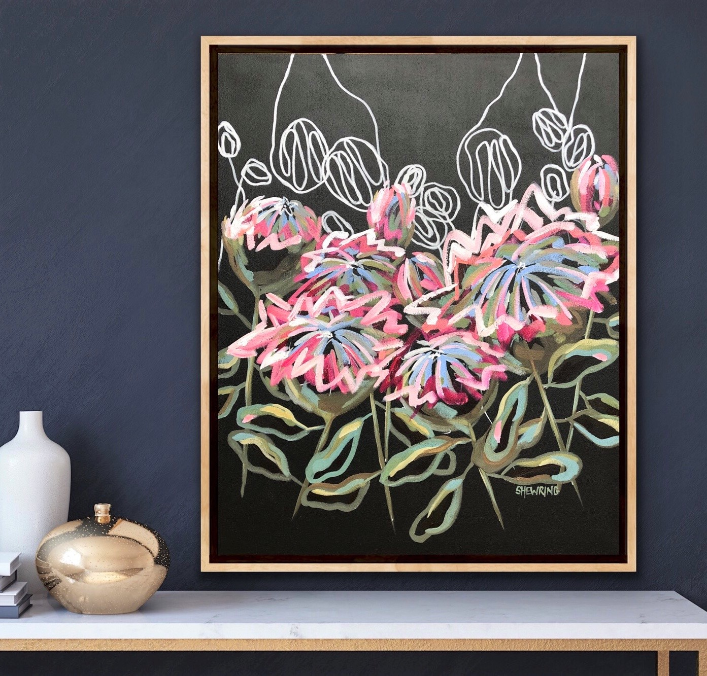 Wild Protea Artrooms