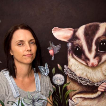 Artist Studios Rachel Favelle