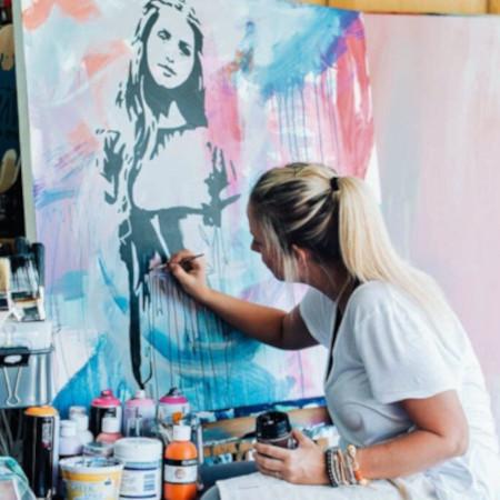 Artist Studios Sarah Sculley