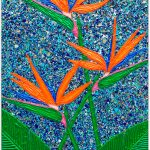 Tropical Bird of Paradise – SOLD