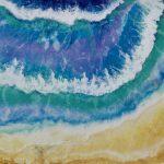Ocean in Resin
