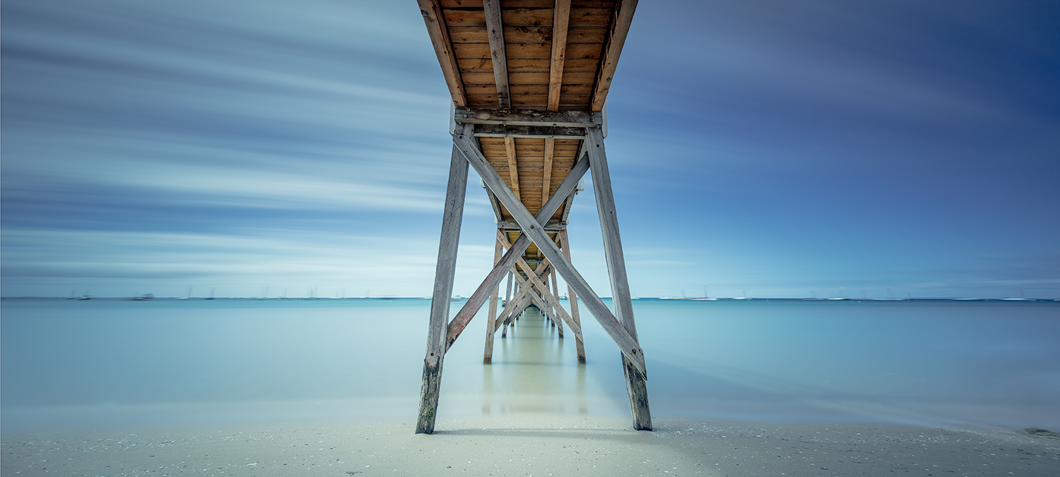 Sorrento Sailing Couta Boat Club Pier Jetty Nikart Photography